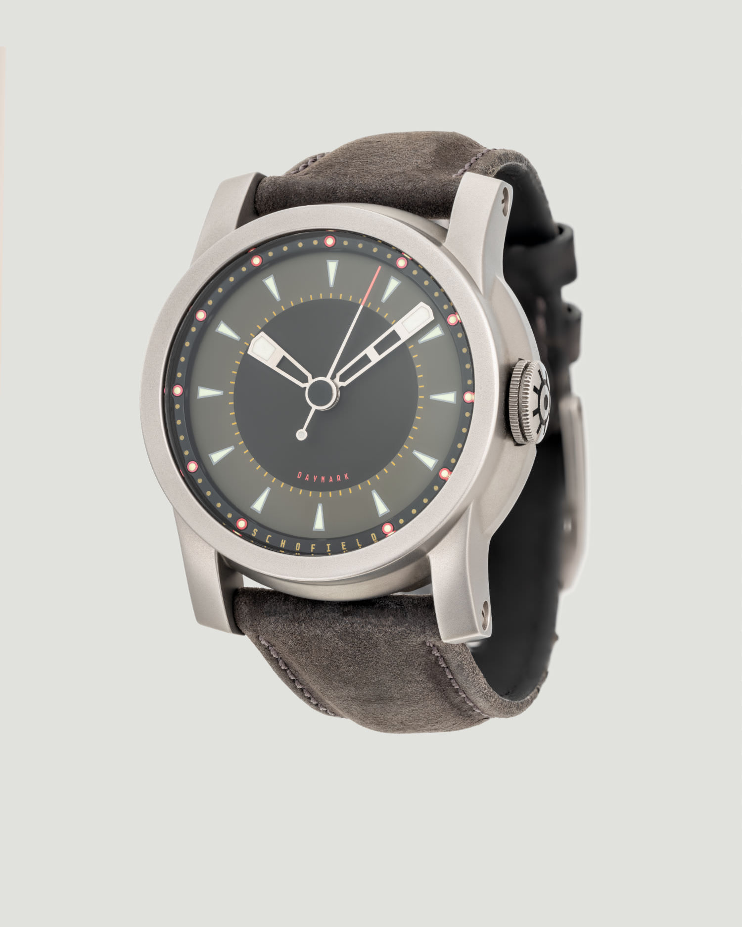 Watches with green dials