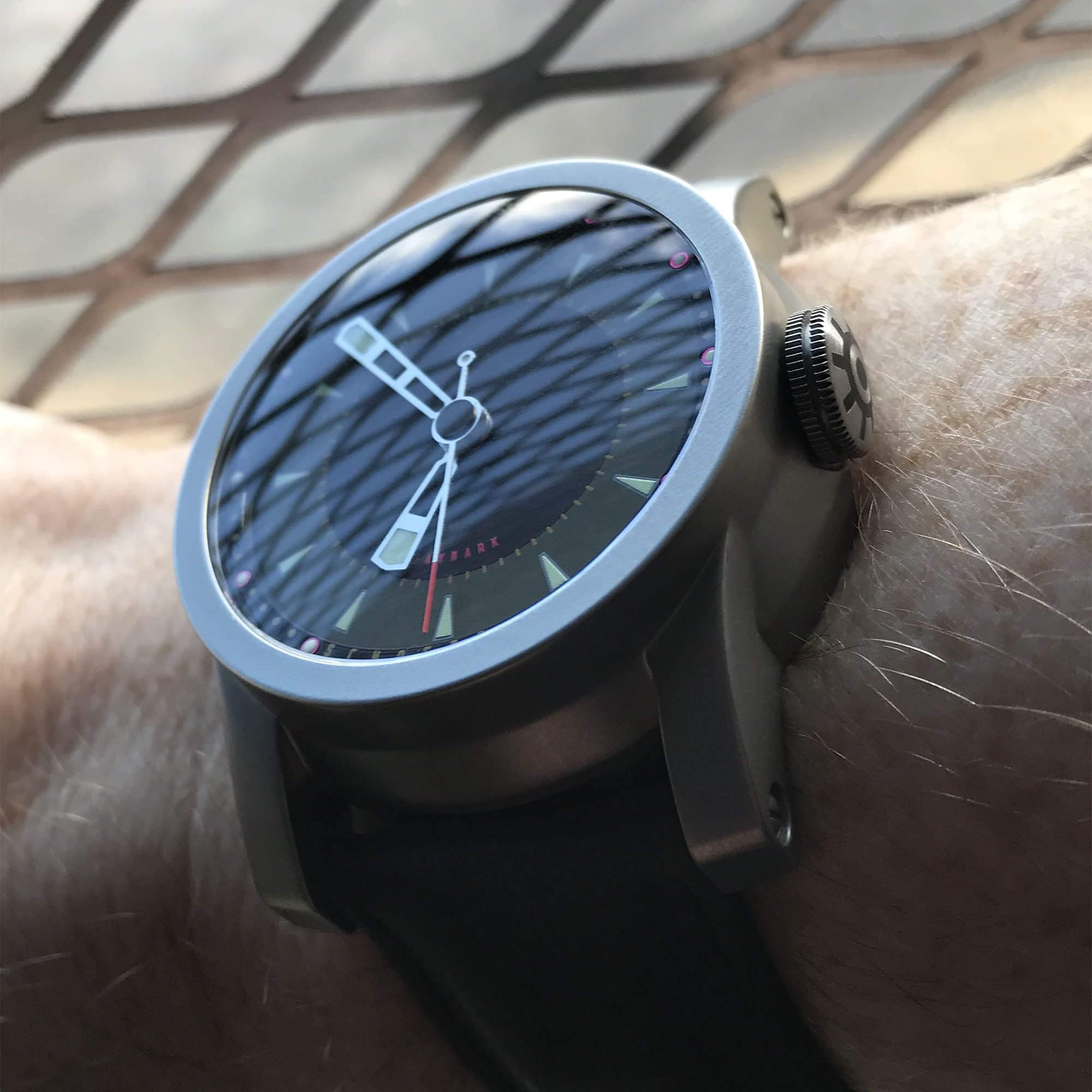 Daymark wrist watch
