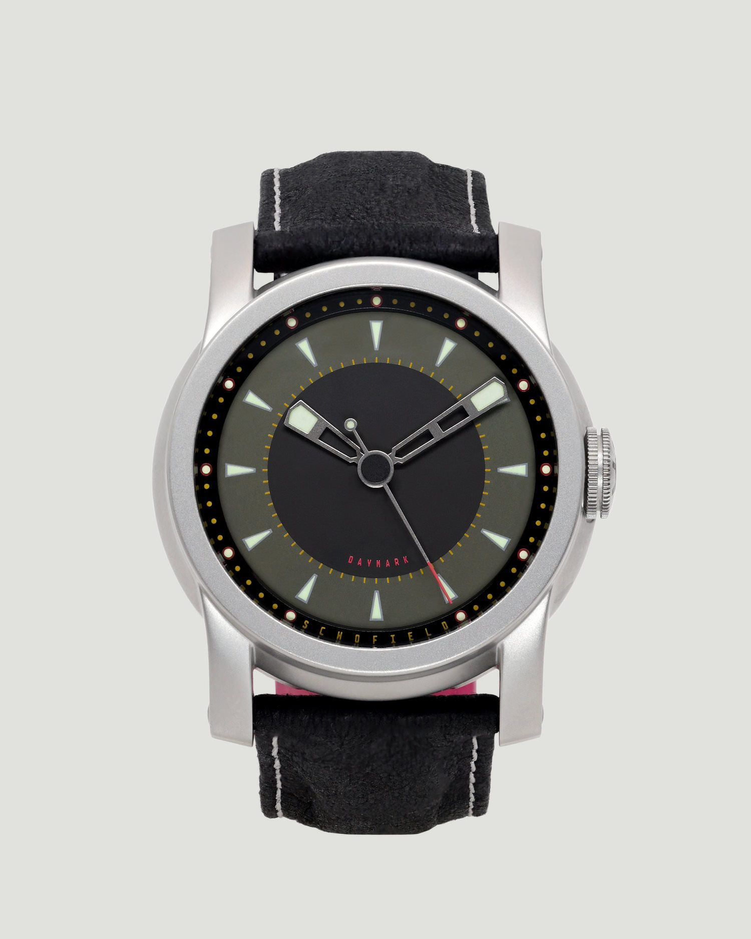 The Daymark English watches