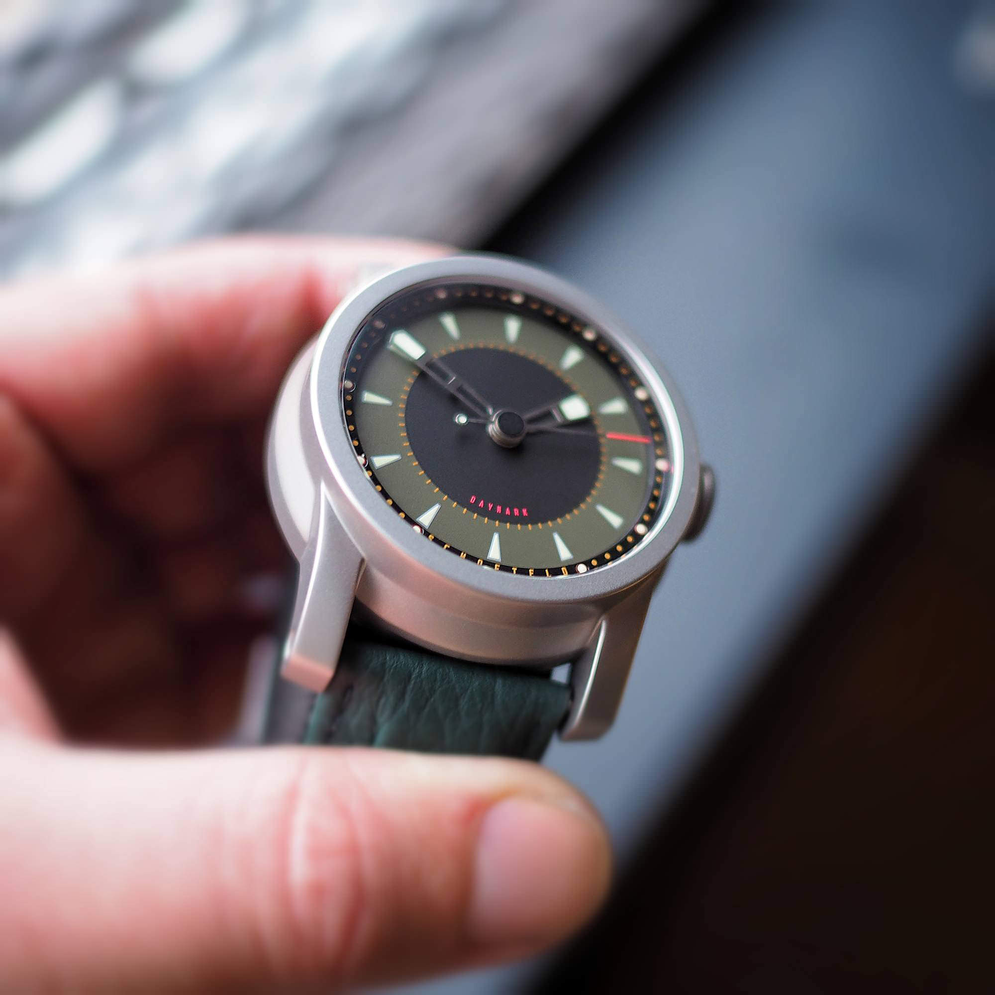 The Daymark watch