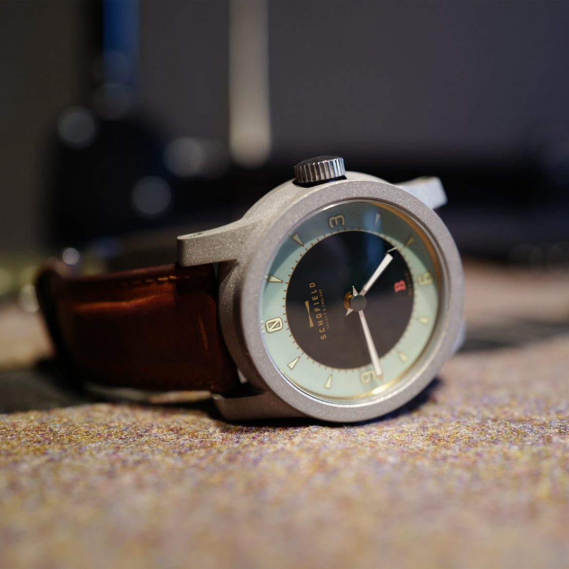 Beater B2 Green HQ colours British watch