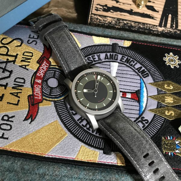 Schofield Daymark and other watch accessories