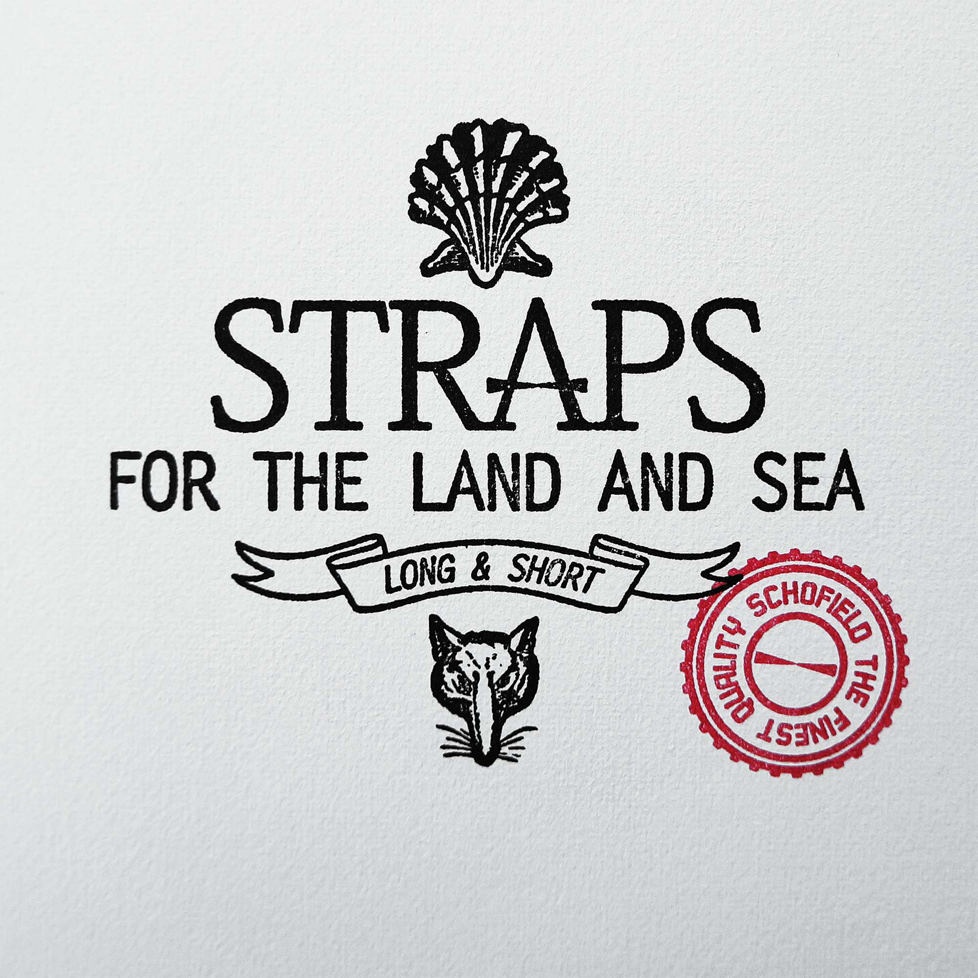 Straps for the land and sea - 2000