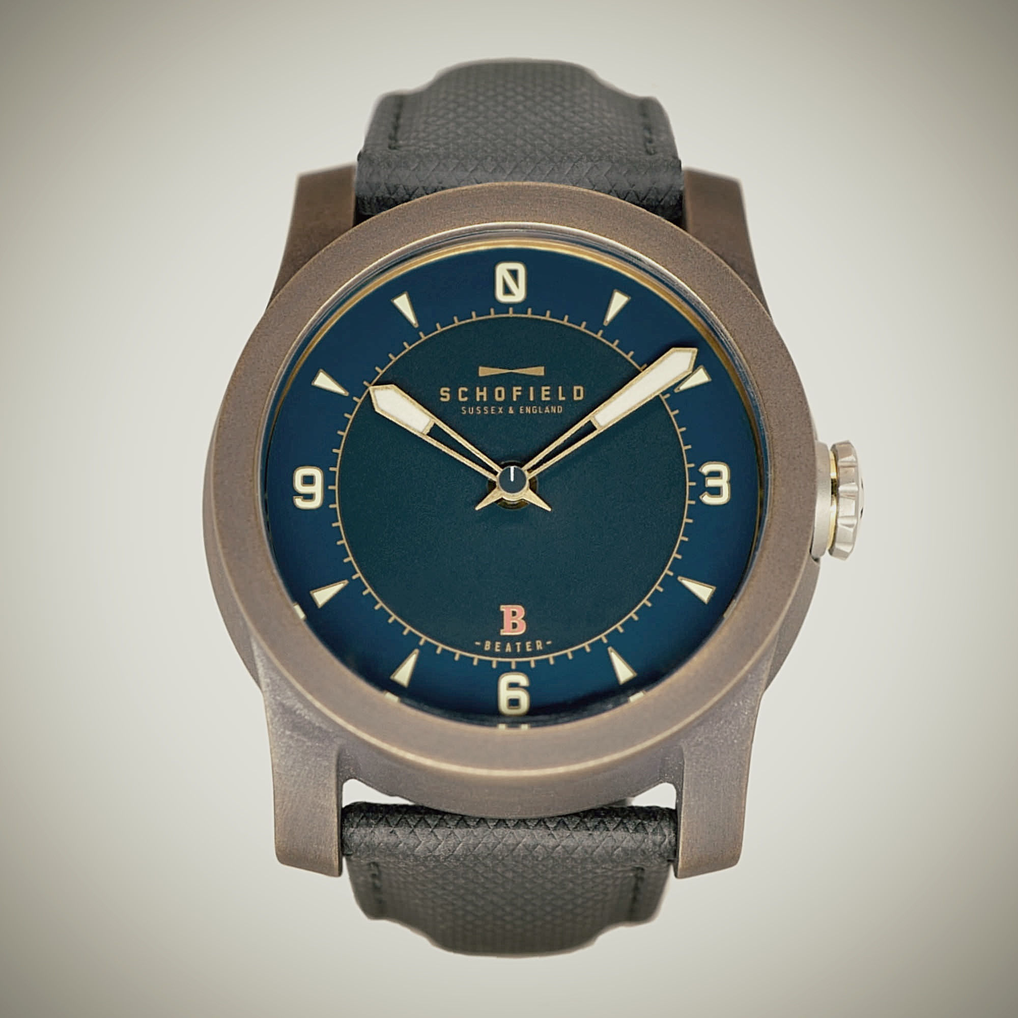 B3 New Bronze Watch