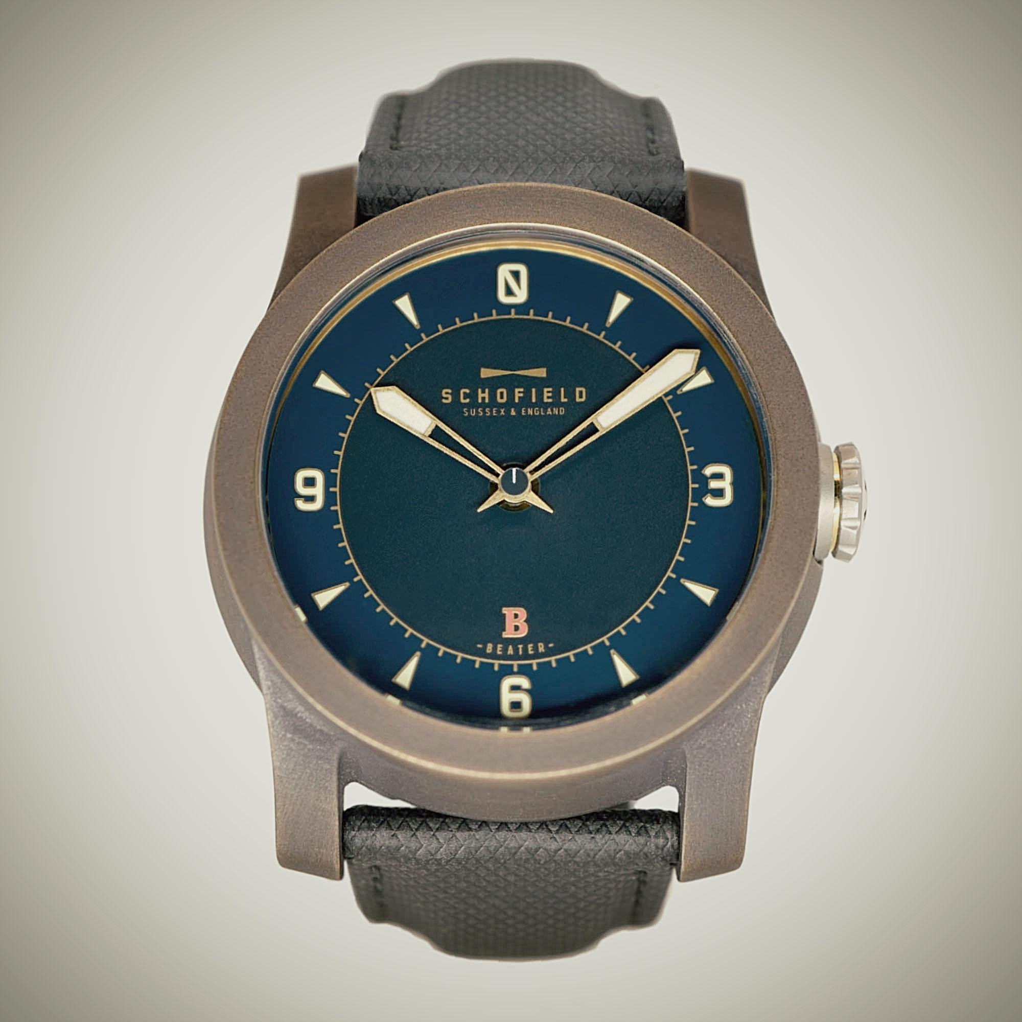 B3 New Bronze Watch
