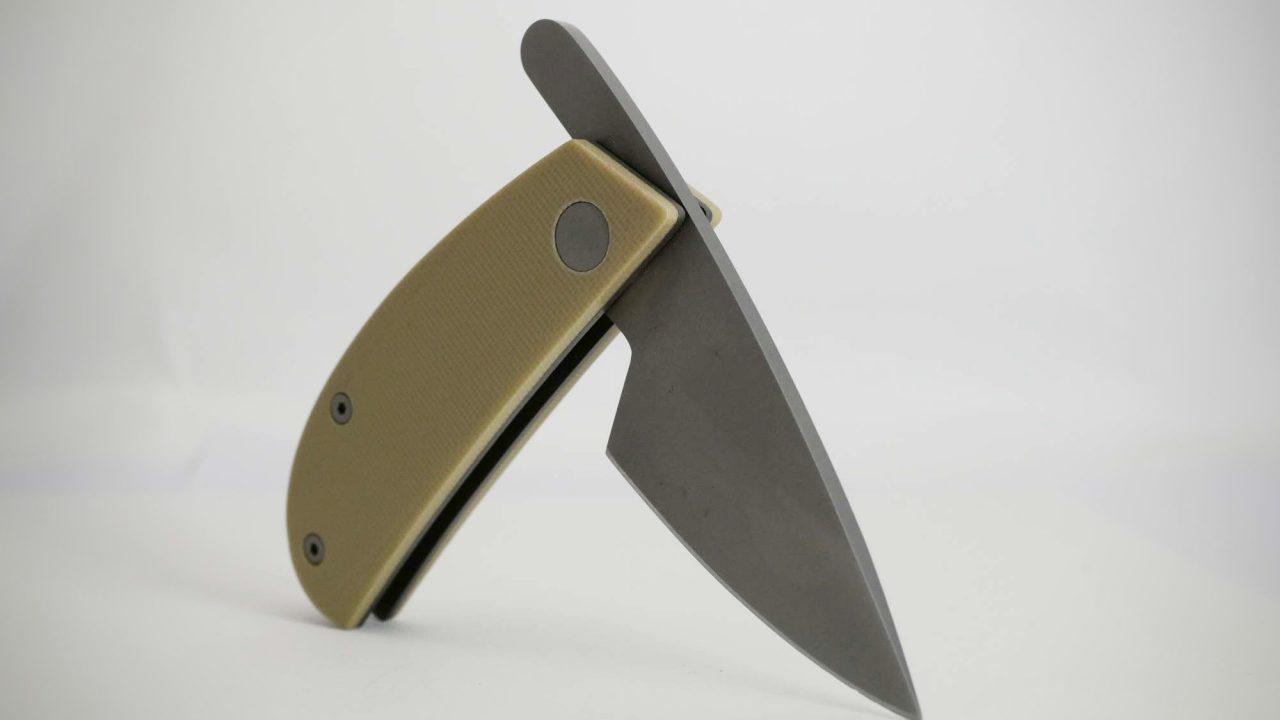 Ensizen knife