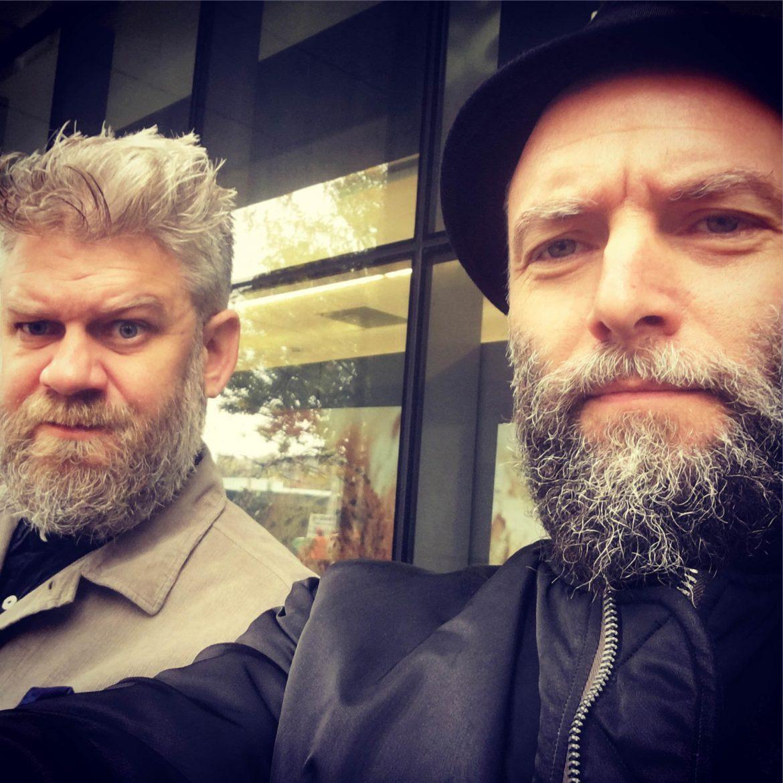 Giles and Simon Salon QP