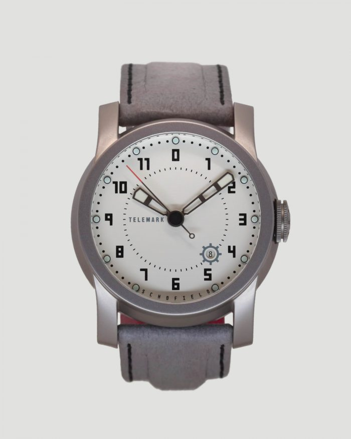 White watches: the Telemark
