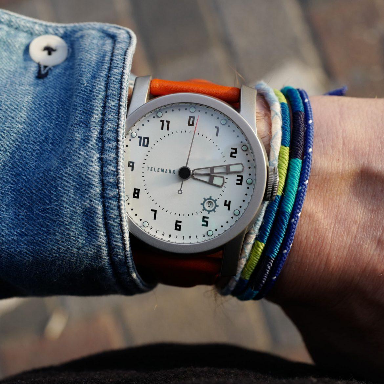 Telemark watch