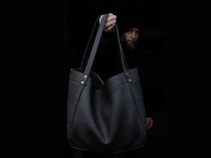 Nine H Seven B new luxury leatherwear