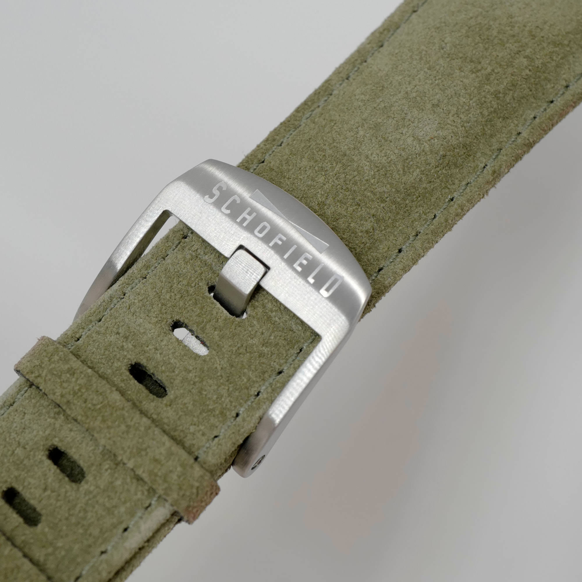 Bamboo Suede strap