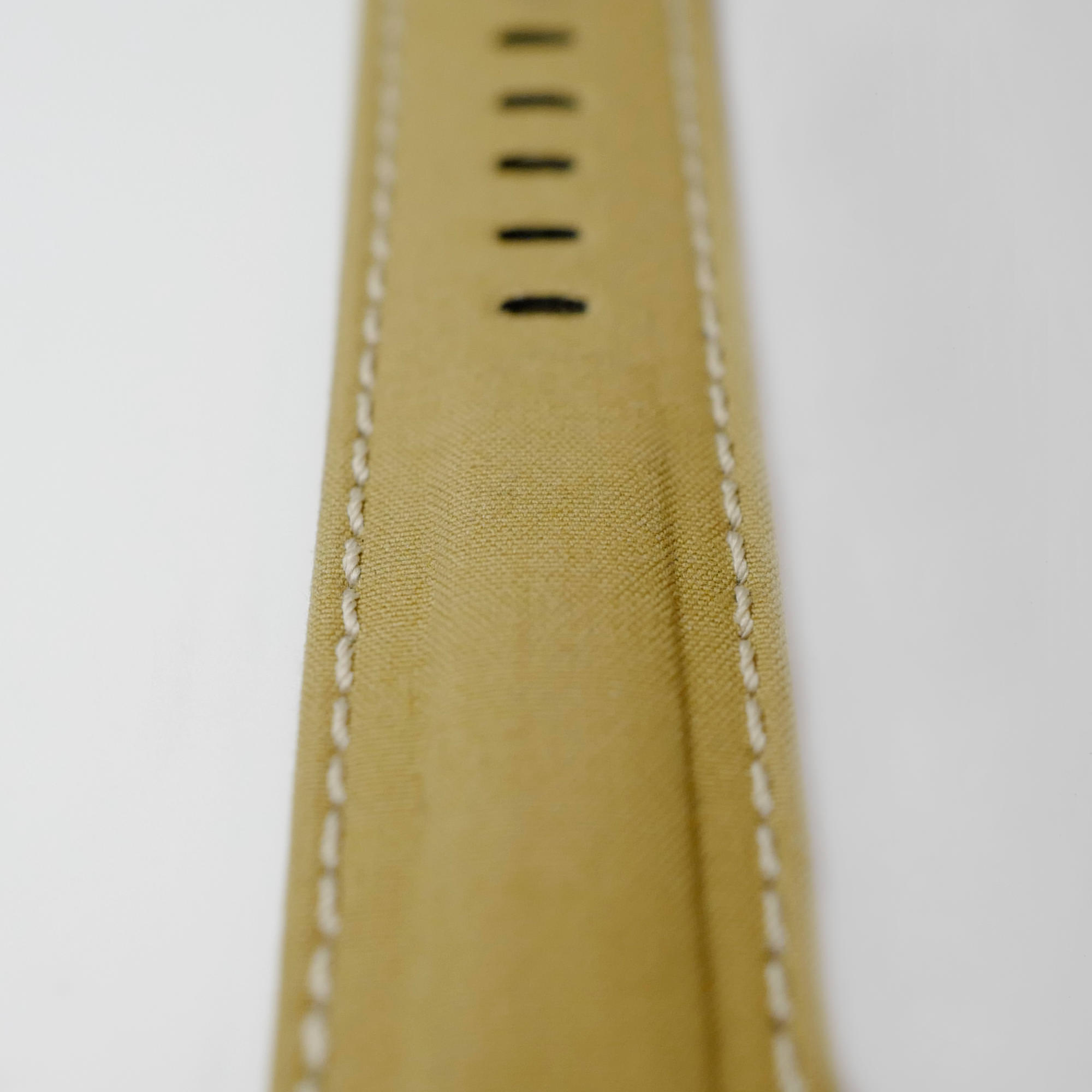 Bronze Ventile Strap close up