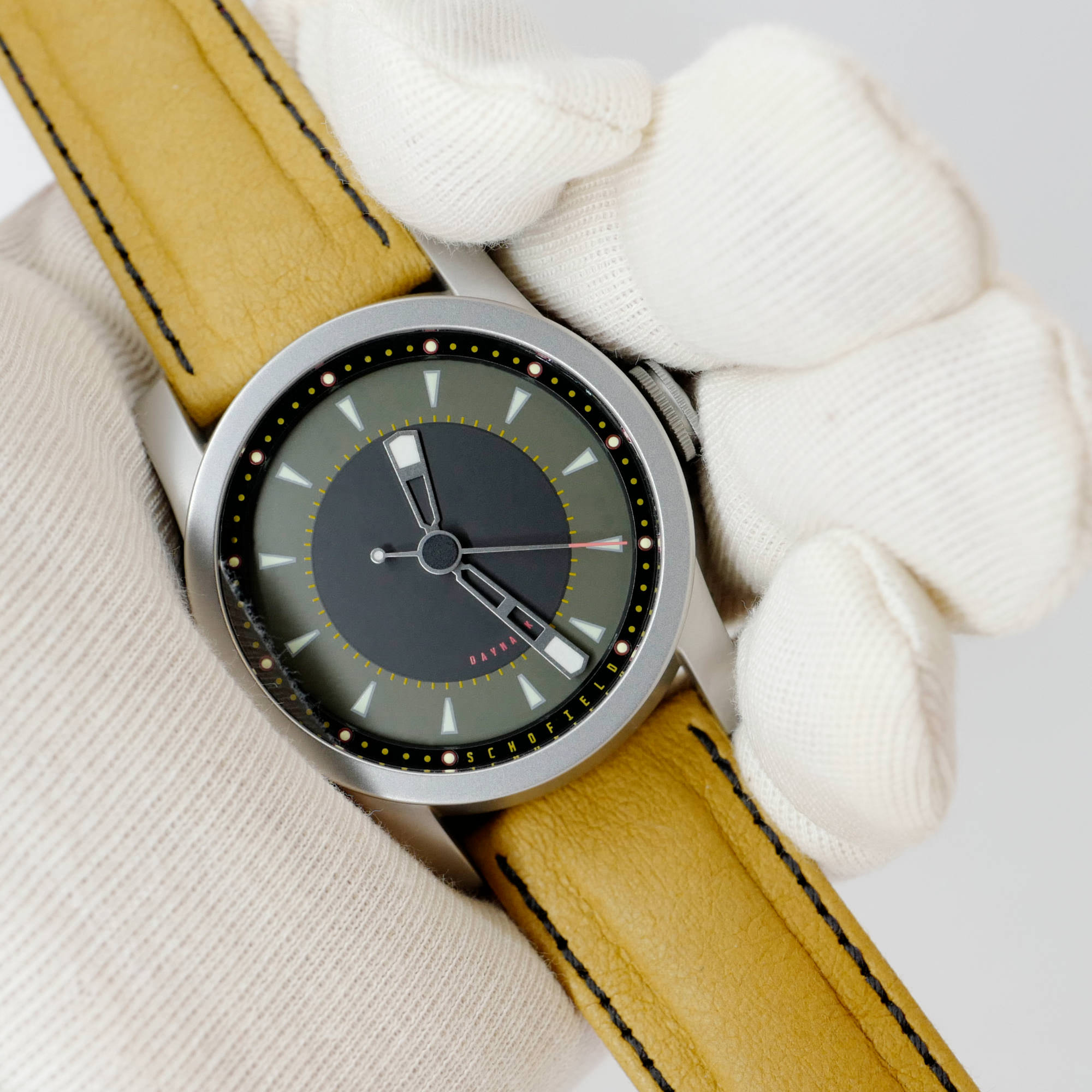 DAYMARK YELLOW STRAP
