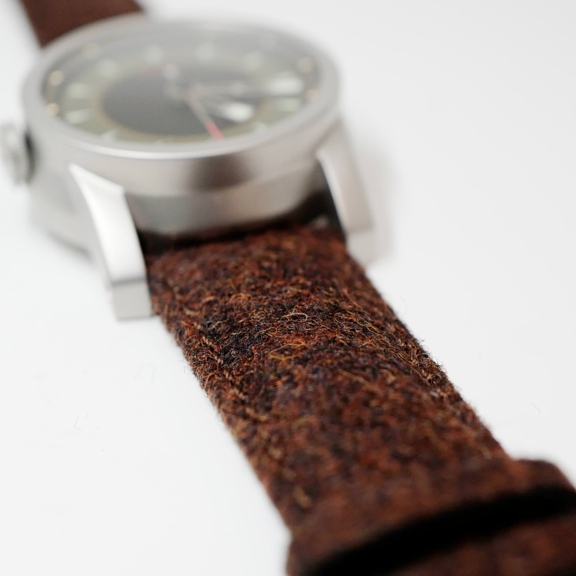 Weird Brown watch strap