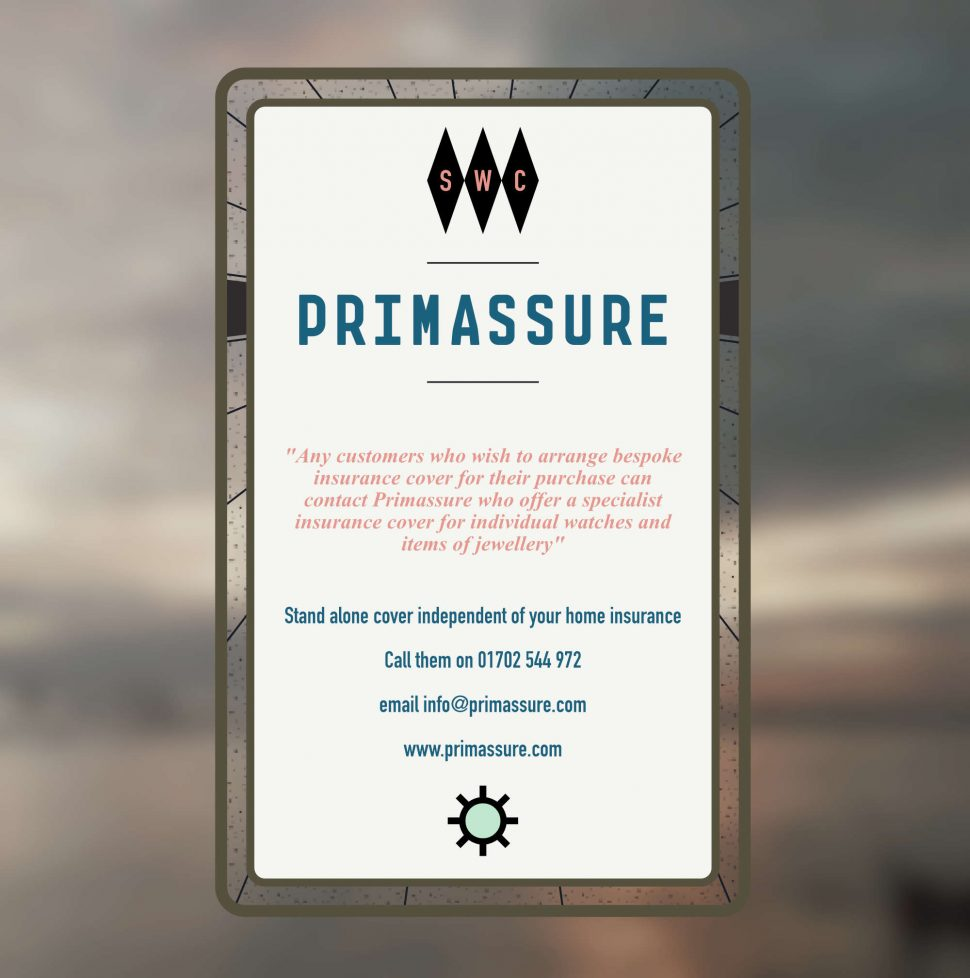 Primmasure insurance poster