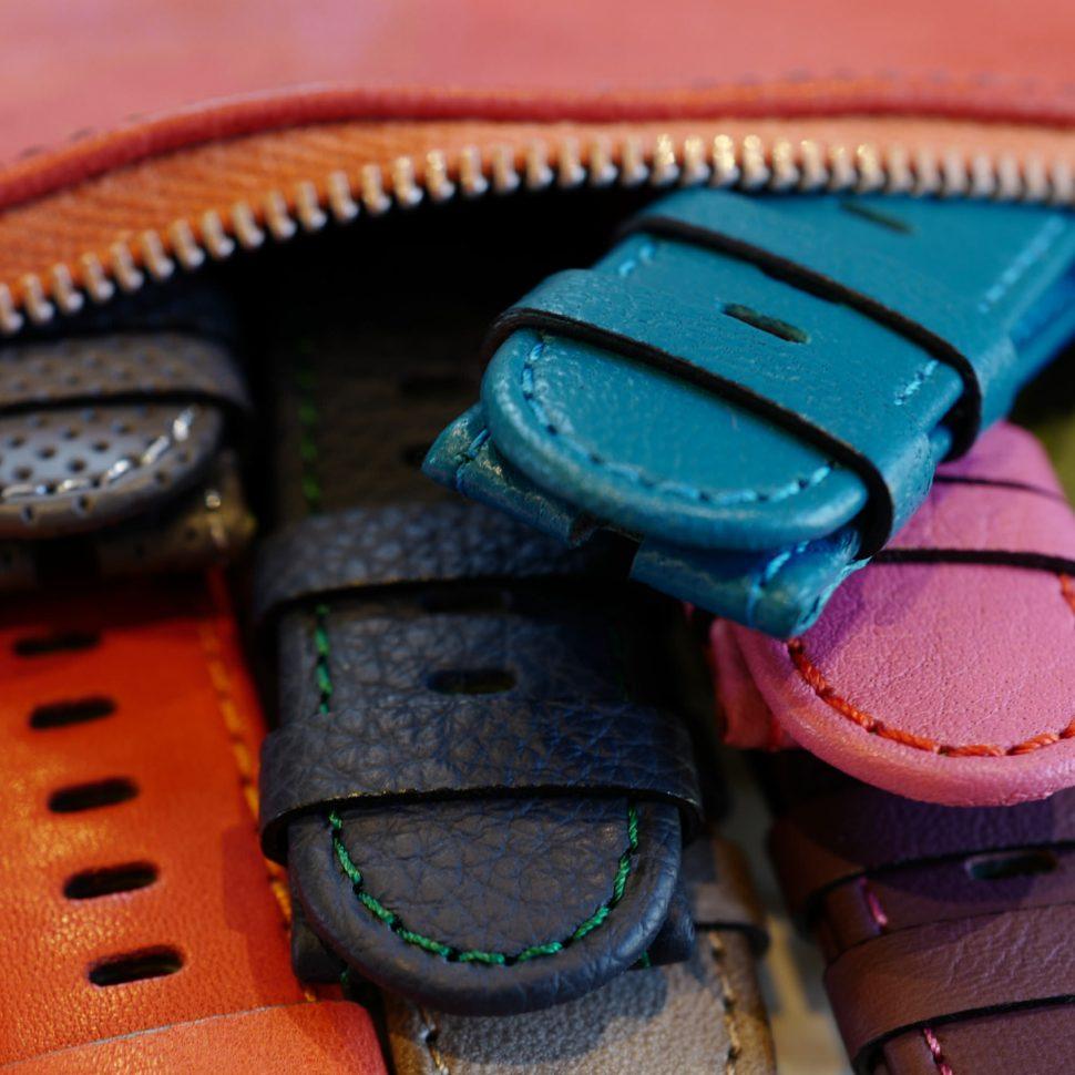 Schofield and Cudd luxury watch straps