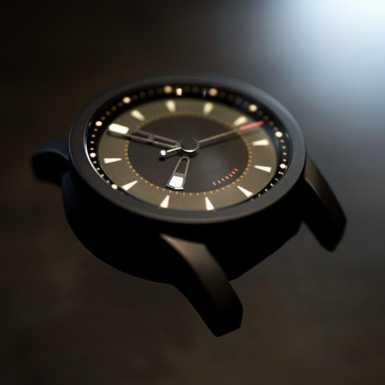Daymark dark concept image