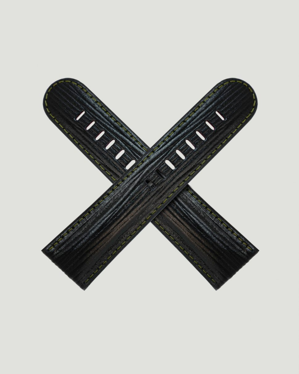 Lv Leather straps
