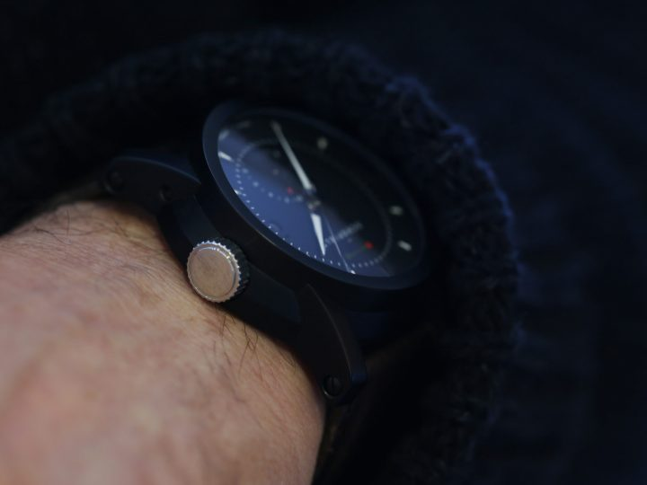 How to re-coat my watch in DLC