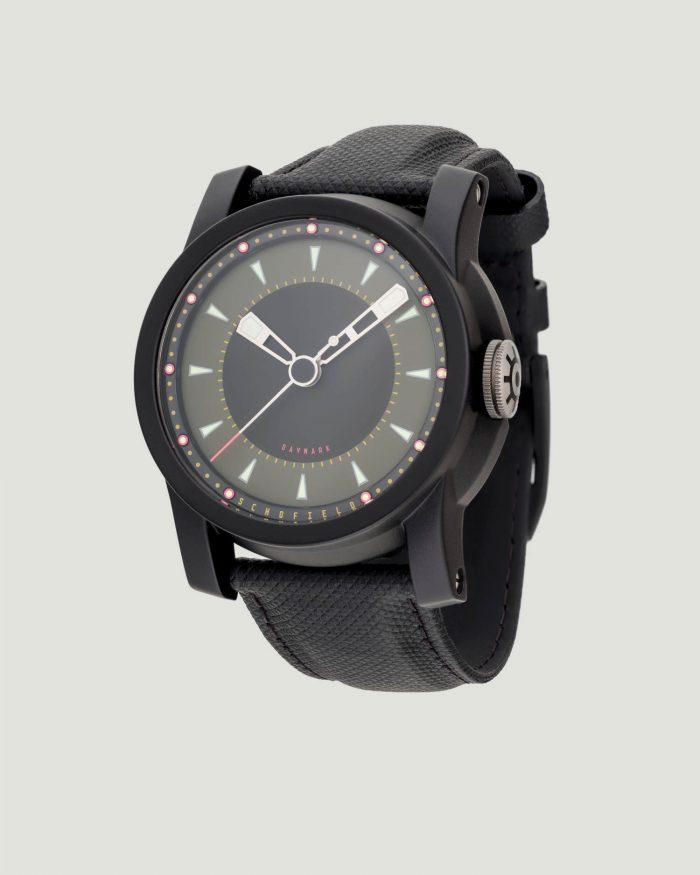 Black watches