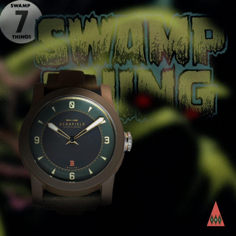 Schofield Swamp Thing Beater B3