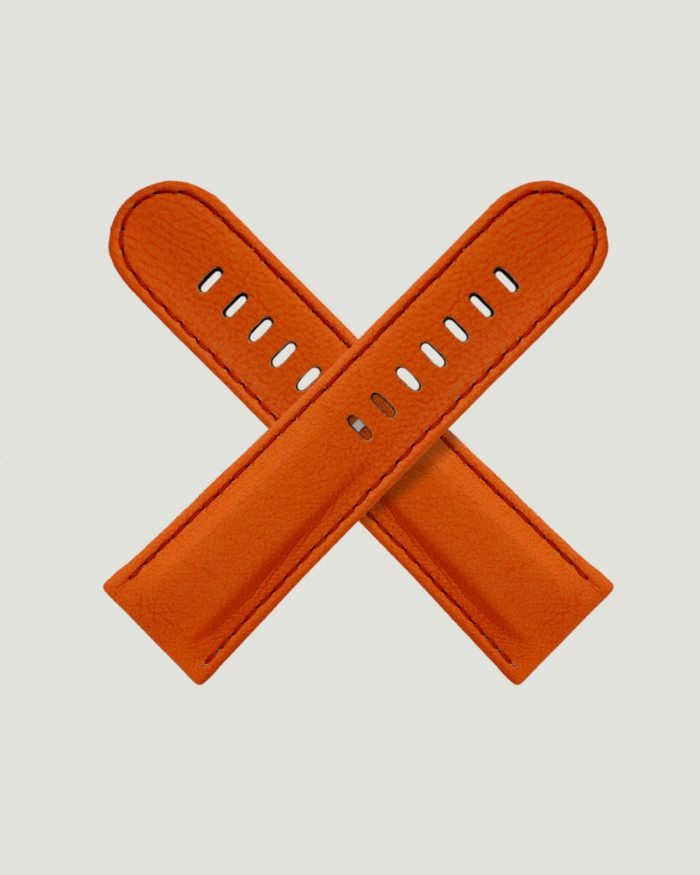 Fluro orange strap