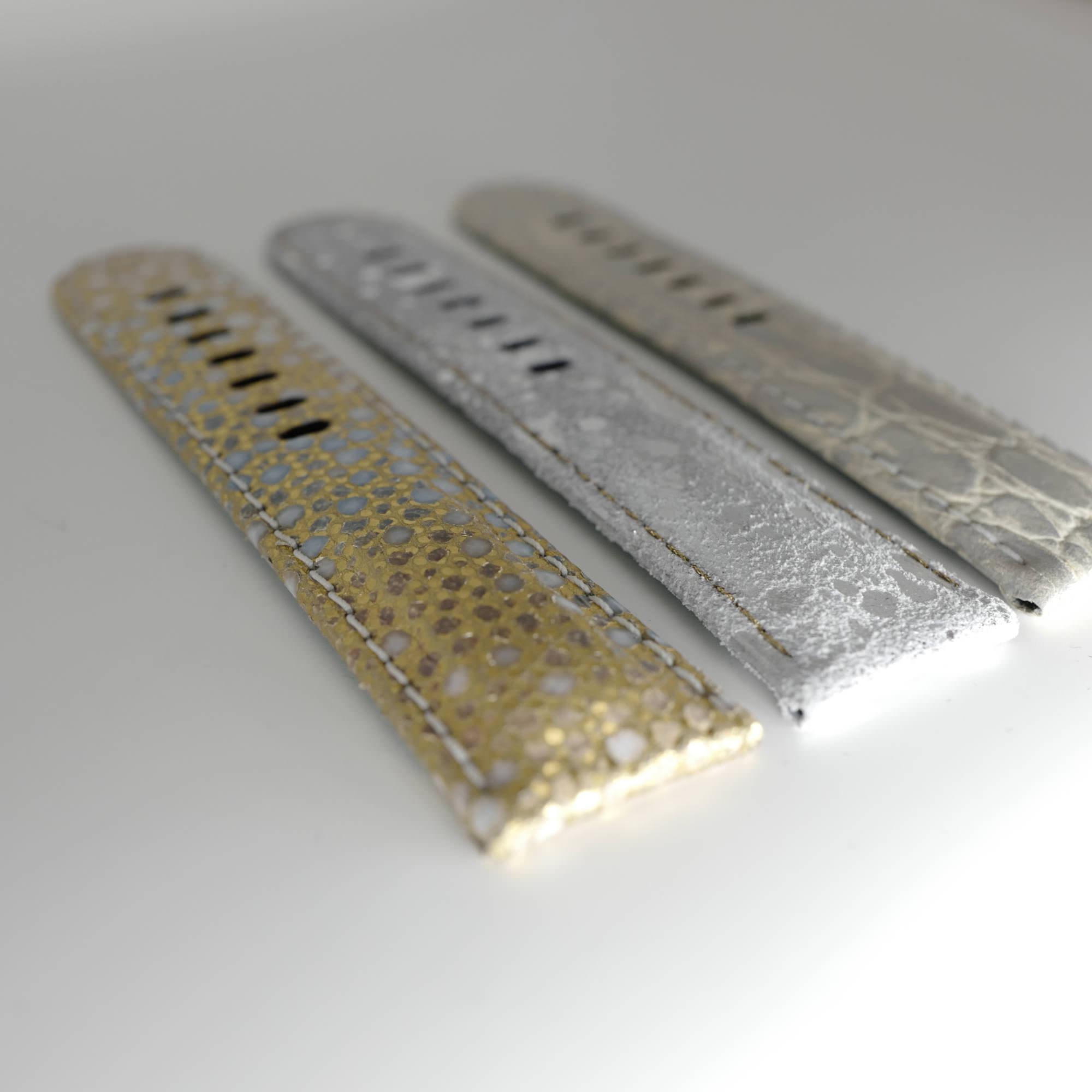 Gold Pearl strap