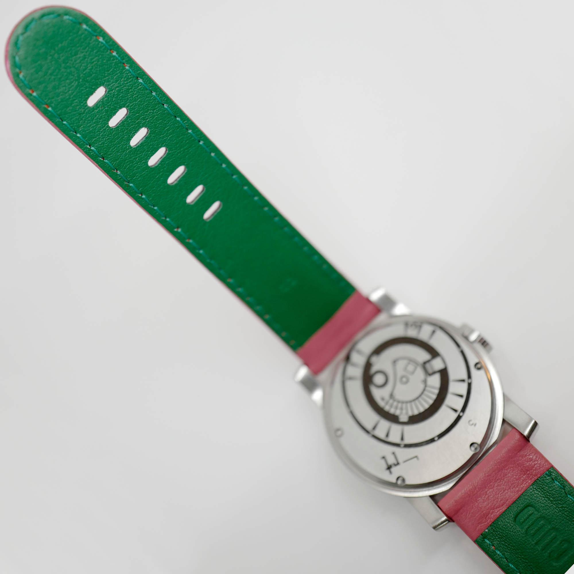 Pink Salmon Strap Signalman