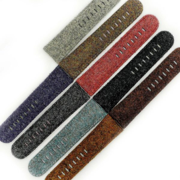 tweed straps