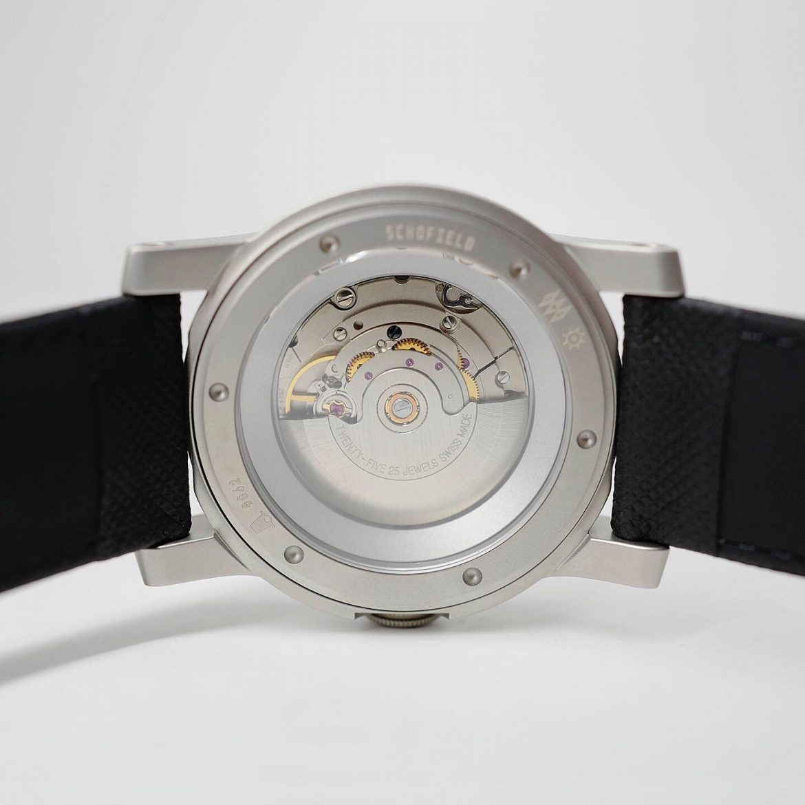 Marker case back cool watches