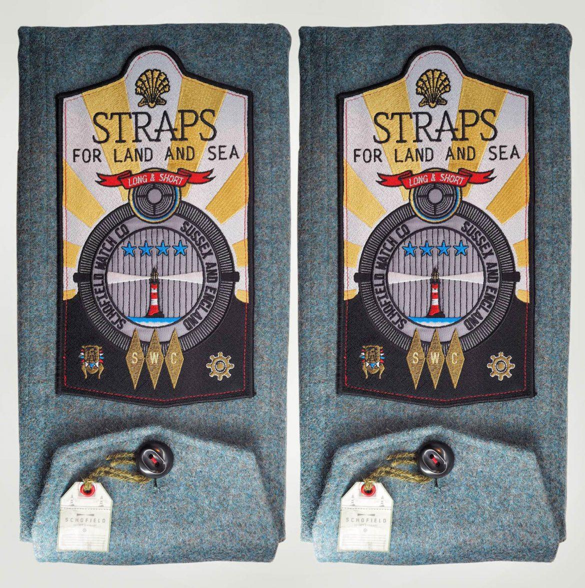 2 Schofield Strap Kits