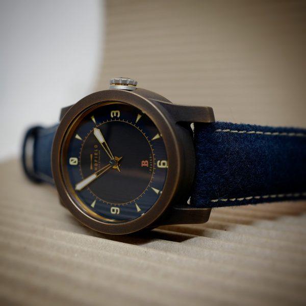 Bronze Beater watch
