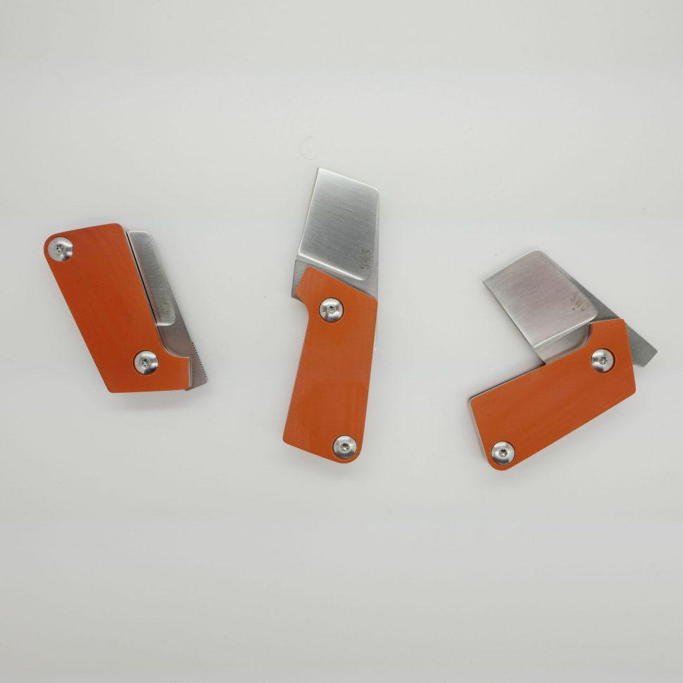 Orange Knives
