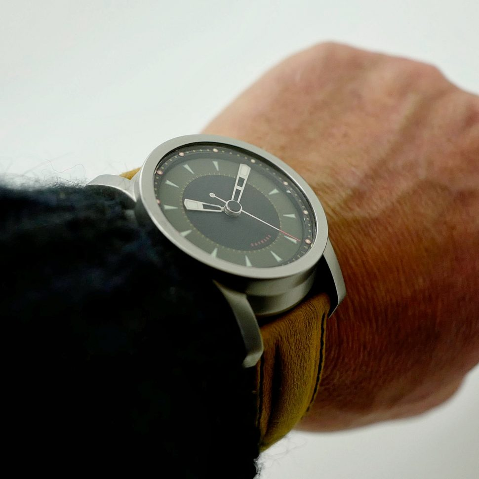 Schofield Daymark watch