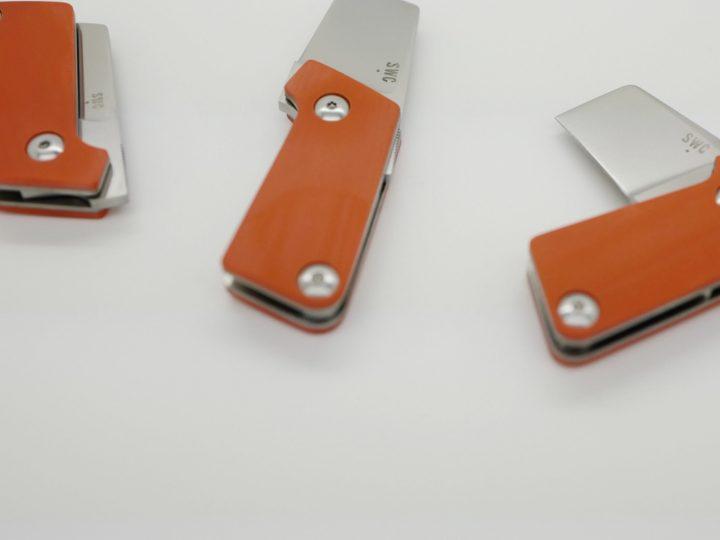 Zipp Knife inbound