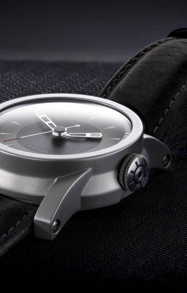 Schofield British made Daymark watch