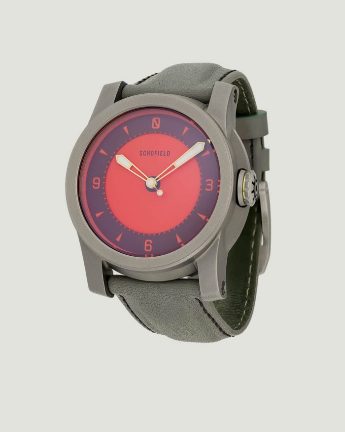 Limited editions titanium watches