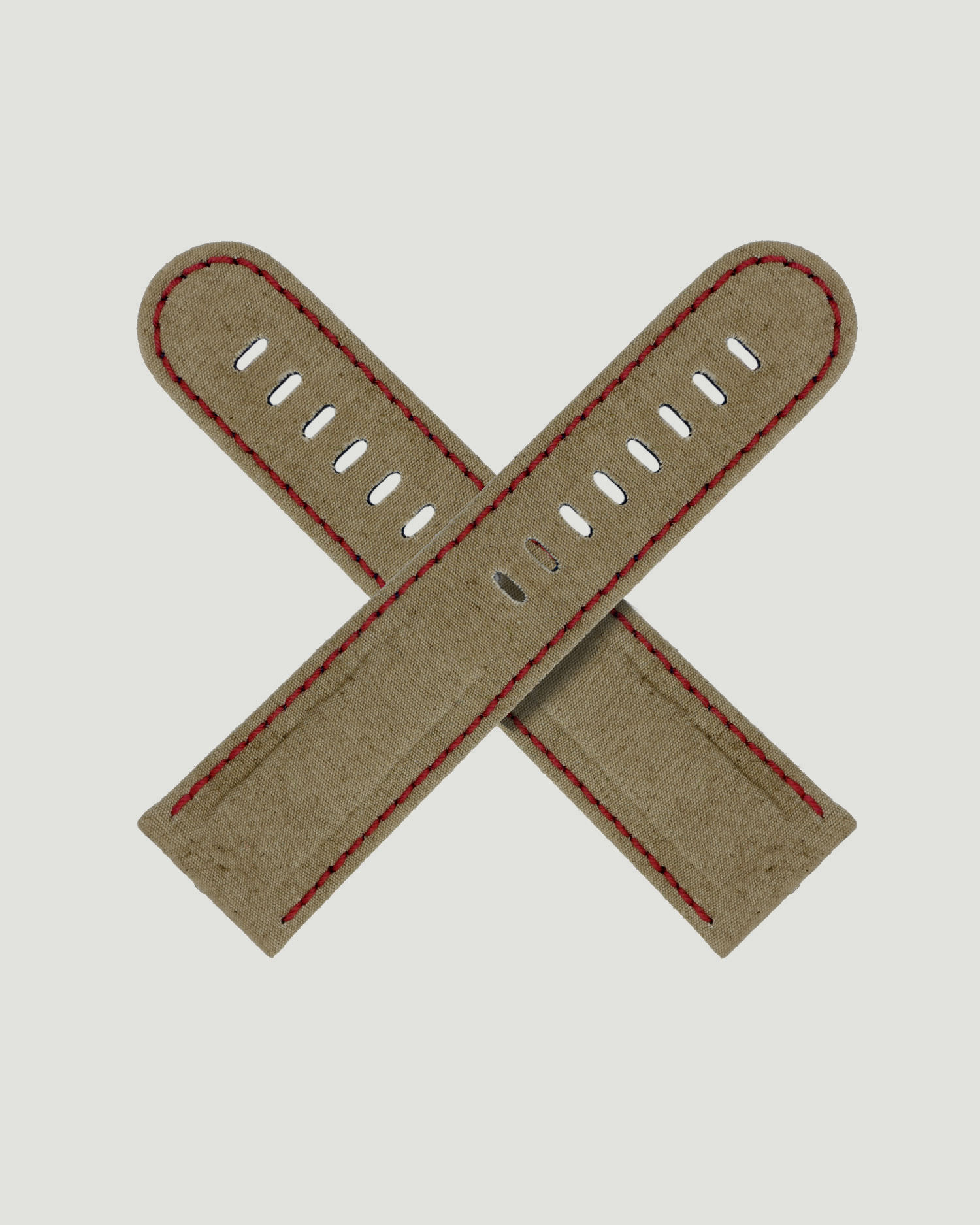 Japanese Linen Watch Straps