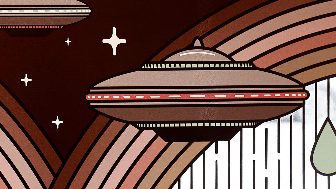 Schofield UFO
