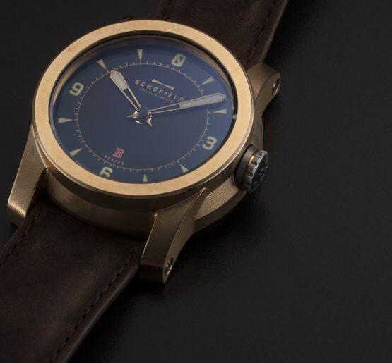 British made Bronze watch