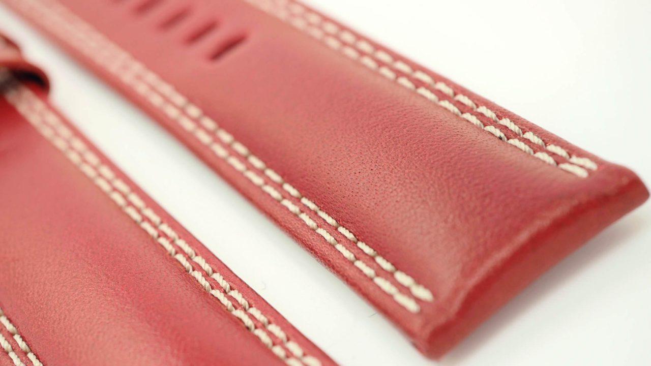 Bright Red CB strap
