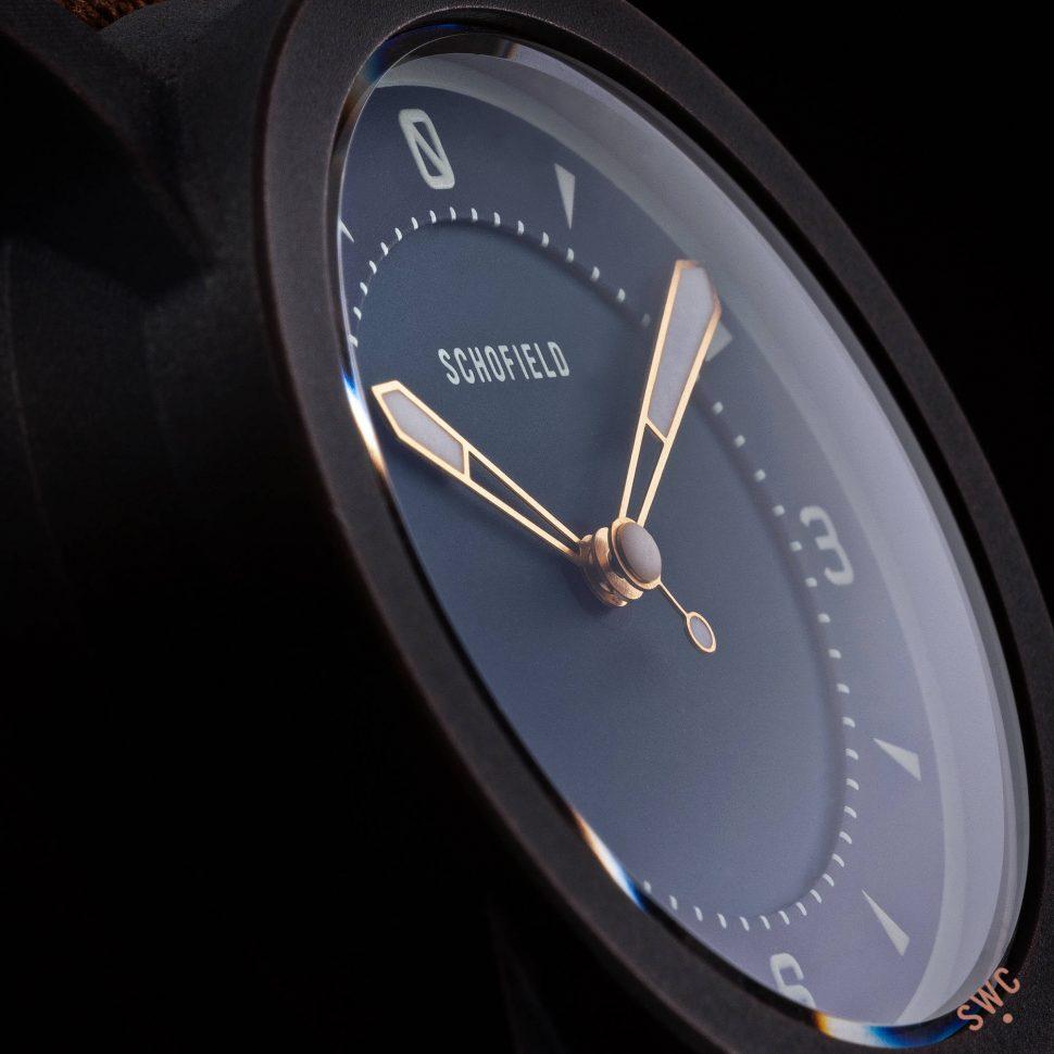 Japaene Bronze Beater B4 watch