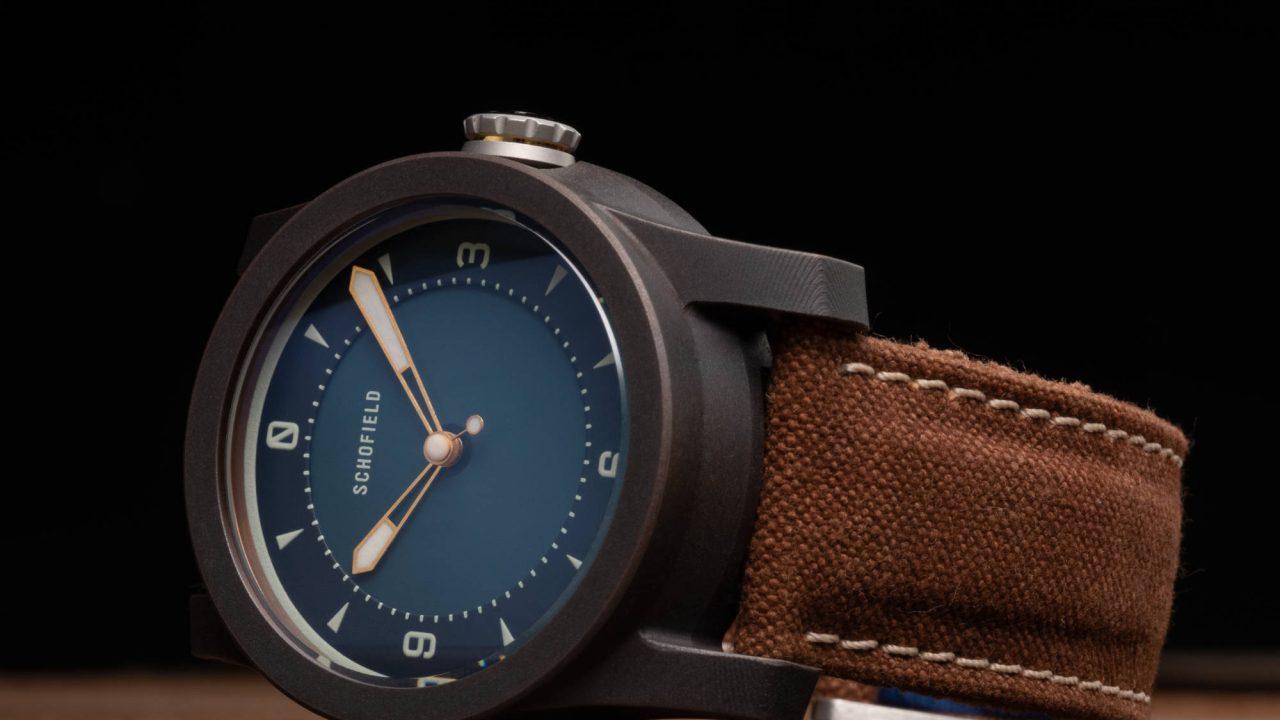 Japanese watch Bronze metal
