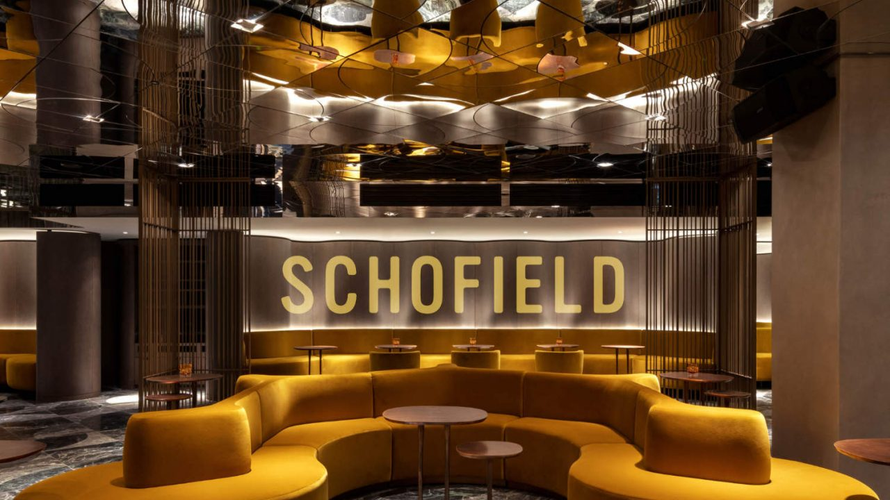 Schofield at The Londoner hotel