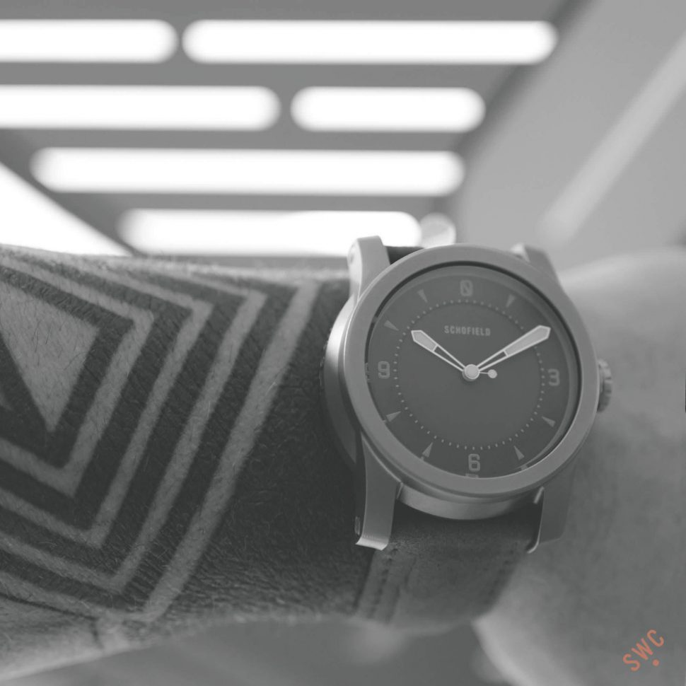 Watches and tattoos
