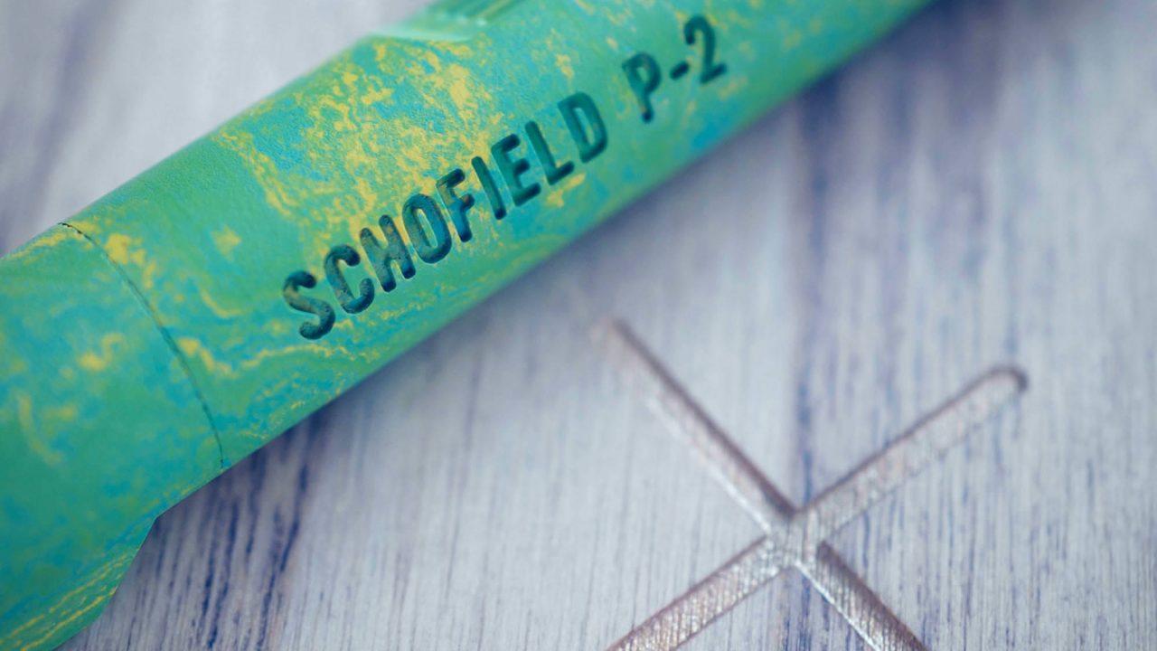Green Schofield pen