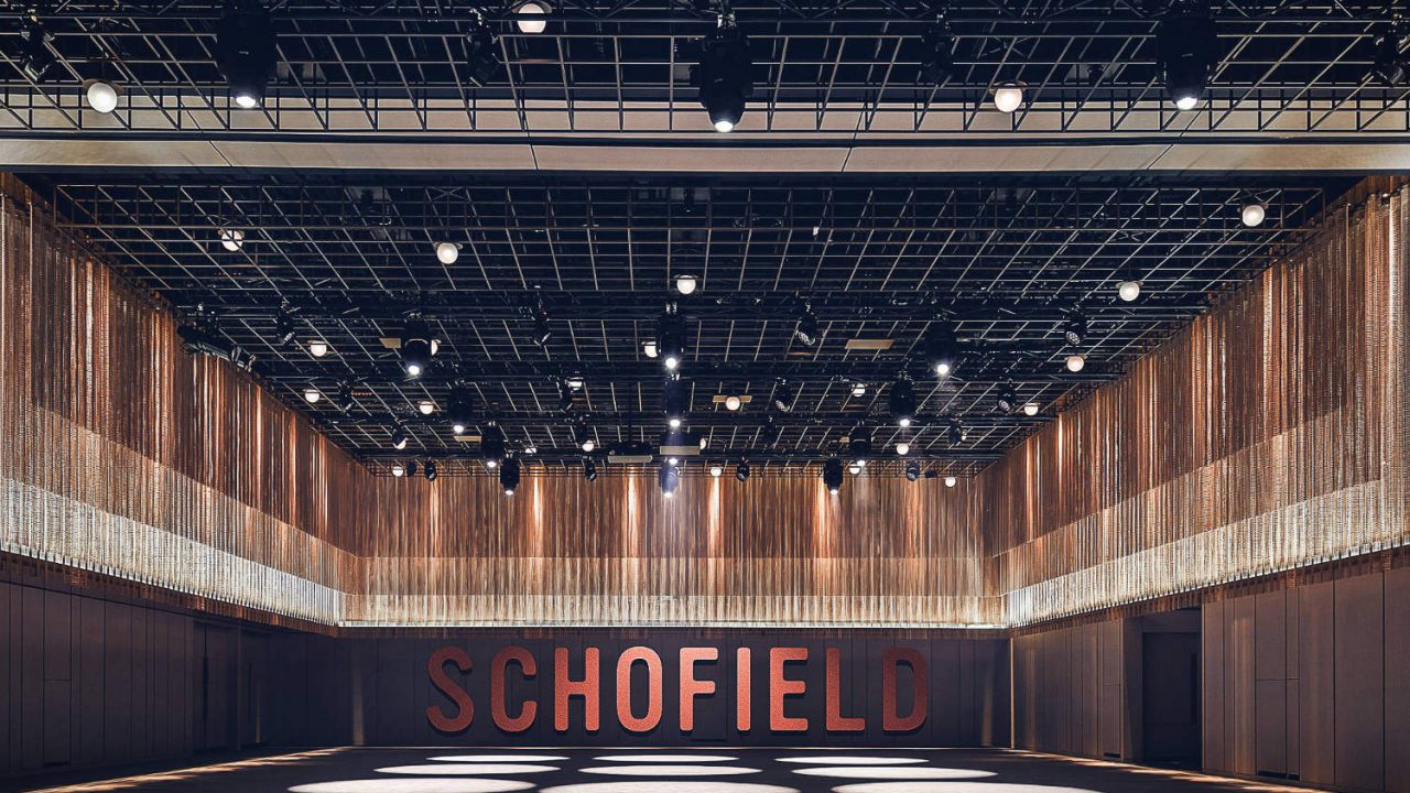 Londoner hotel Schofield watch company
